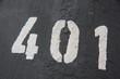 Number 401