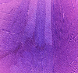 violet abstract painting on a canvas, background