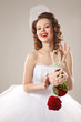 Pin-up bride