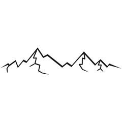Hohe Berg Landschaft