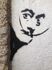 Dali Street Art