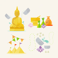 Thai New Year celebration/Songkran Festival