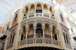 Traditional architecture of Seville, Andalusia, Spain