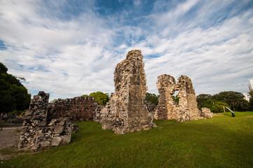 Panama Vieja (Old Panama) ruins