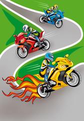 moto da corsa
