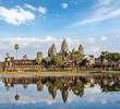 canvas print picture - Angkor Wat