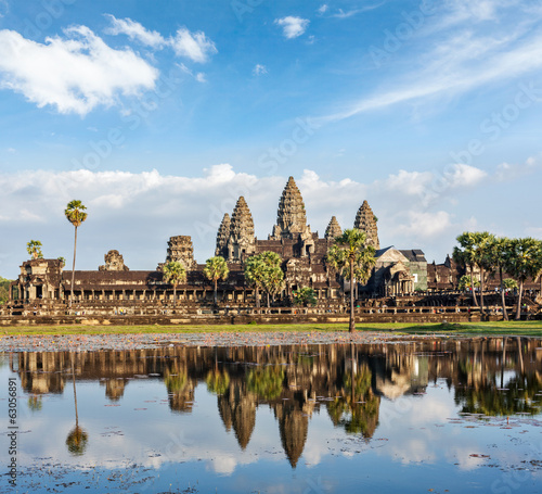 canvas print picture Angkor Wat