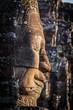 Face of Bayon temple, Angkor, Cambodia