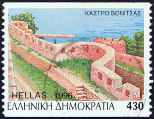 Vonitsa castle (Greece 1996)