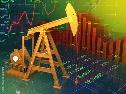 Oil and graphs