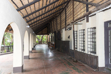 lodge in africa