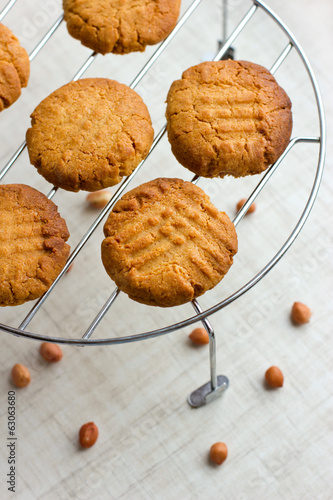French peanut biscuits
