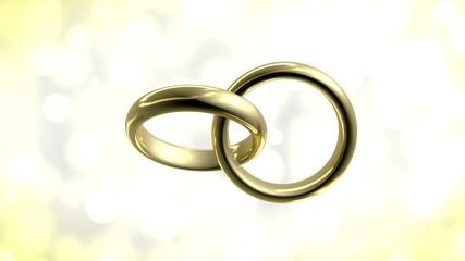 кольца в зацеплении