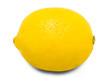 gelbe Zitrone