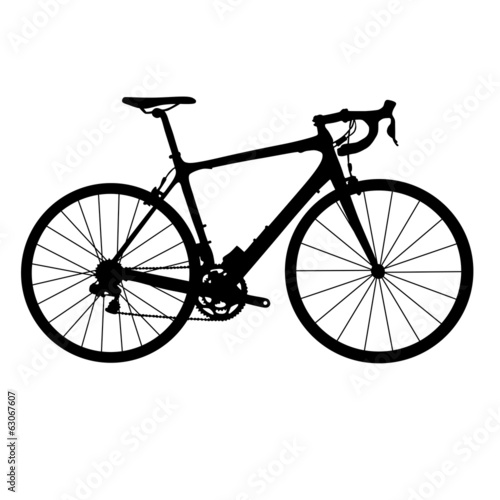 Fototapete , Glasbild , Fototapeten , Acrylsglas , Rennrad Fahrrad Bike