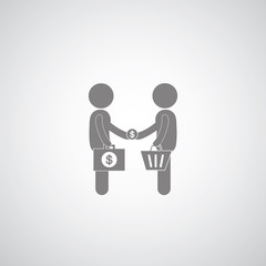 business partners symbol