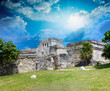 Ancient ruins of Tulum