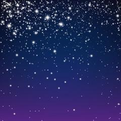 Fairy stars Background