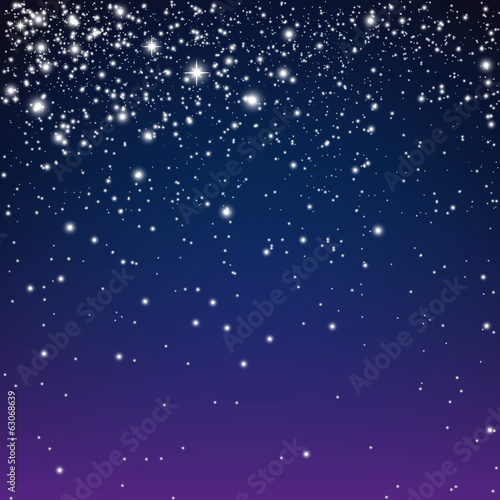 Fairy stars Background