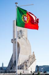 Padrao dos Descobrimentos in Lisbon, Portugal
