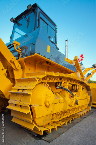 New heavy duty Caterpillar