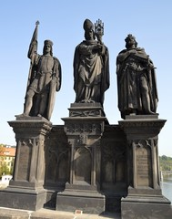Statue of the Apostles