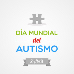 World Autism Day in Spanish