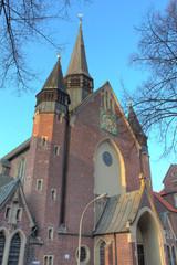 St. Antonius v. Padua Kirche Nordstadt Dortmund