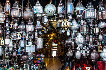 Arabian lamps