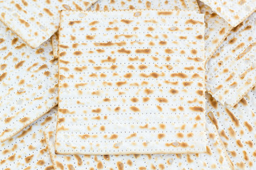 Matzot for passover celebration