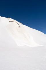 Spring avalanche