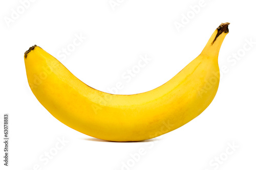 canvas print picture gelbe Banane