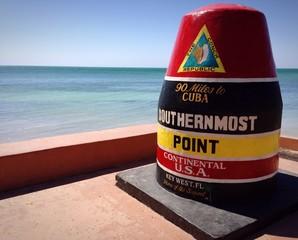 Key West il punto più a sud del continente americano