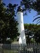 Key West faro lighthouse panorama