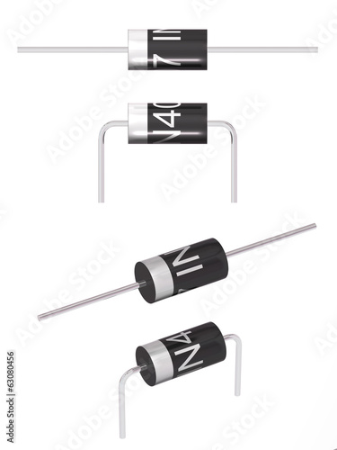 Diode cylindrical - 63080456