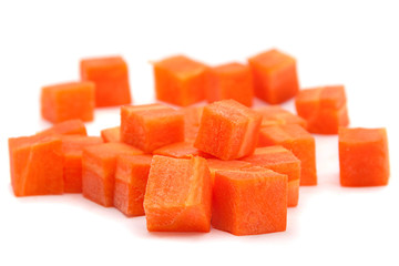 Carrot cube