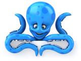 Fototapety Octopus