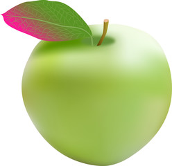 It's the Green Apple