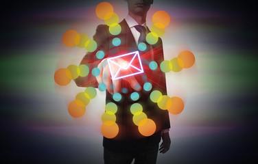 Spedizione mail