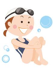 水泳 女性
