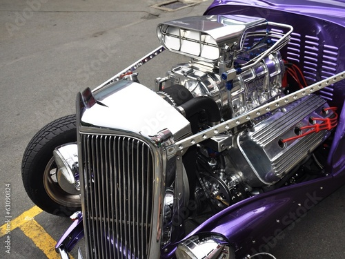 hot rods engine