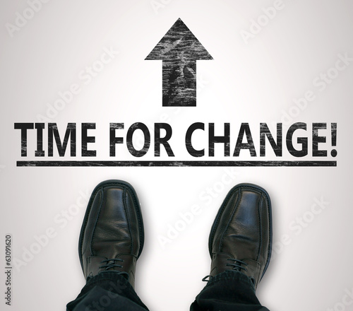 Time for Change!