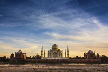 Taj Mahal ,Agra, India