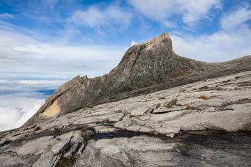 St John's peak Kinabalu mount