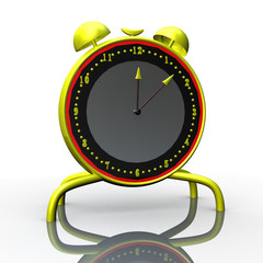 alarm clock for adv or others purpose use