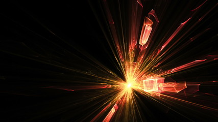 fireworks, explosion, burst of light, animation, seamless loop
