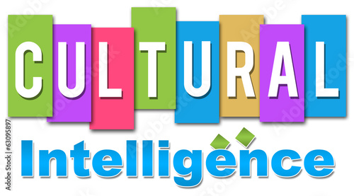 Cultural Intelligence Colourful