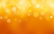 summer orange yellow background with bokeh and lens flare