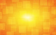 summer gradient orange square polygon background