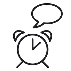 graphical clock